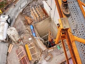 Der Start ins Jahr 2018 ist geglückt:  Derzeit droht der Schweizer Baukonjunktur kein Absturz.