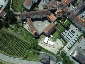 Ehemaliges Sennhof-Gefängnis in Chur