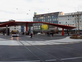 Stadtplatz in Schlieren