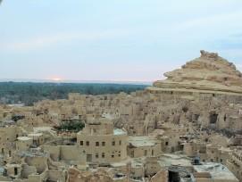 Siwa Oase in Ägypten