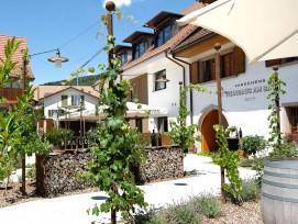 1 Weinhaus am Bach Eingang