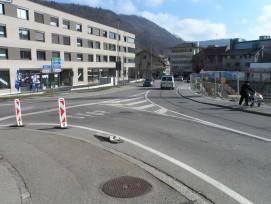Liestal Erneuerung Gasstrasse, Weierweg und Rebgasse