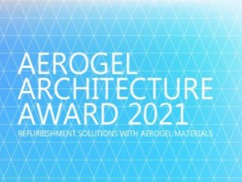 Logo Aerogel Architecture Award 2021