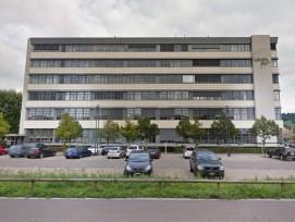 Hauptsitz der Landis + Gyr in Zug.