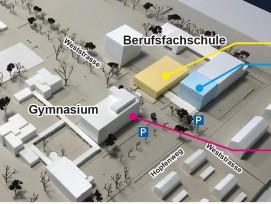 Erweiterung und Sanierung Bildungszentrum Langenthal