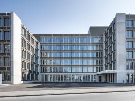 Neues Verwaltungsgebäude Sinergie in Chur