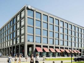 Hauptgebäude UPC in Wallisellen.