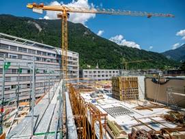 Um- und Neubau Kantonsspital Uri in Altdorf