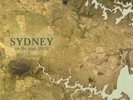 Aktuelle Karte von Sydney