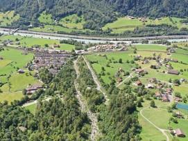 Efibach in Silenen im Kanton Uri