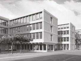 Visualisierung neues Regierungsgebäude Frauenfeld