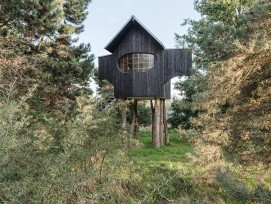 Ein Stein Teehaus