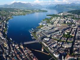 Luzern (Luftaufnahme)