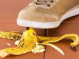 Bananenschale (Symbolbild)