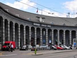 Bahnhof Zürich-Enge