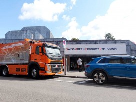 Swiss Green Economy Symposium