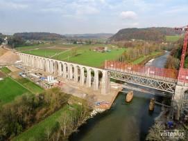 Ausbau Saaneviadukt