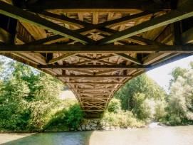 Brücke in Hasle-Rüegsau