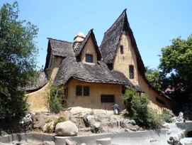 Spadena-Haus in Los Angeles um 2009