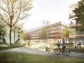 Campus Technik Grenchen Viualisierung