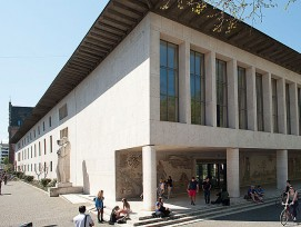 Gebäude der Universität Basel