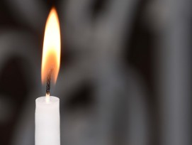 Kerze (Symbolbild)