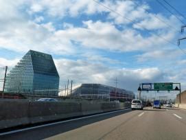 Autobahn Osttangente Basel