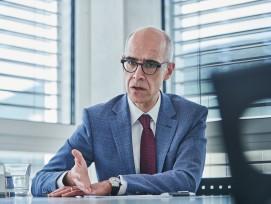 Martin Tschirren Direktor Bundesamt für Wohnungswesen (BWO)