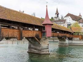 Spreuerbrücke in Luzern