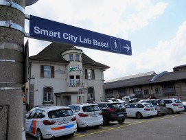 Smart City Lab Basel