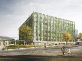 Visualisierung Hochschulgebiet Zürich