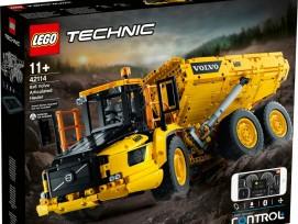 Weihnachtstipps der Redaktion: Lego Volvo Dumper