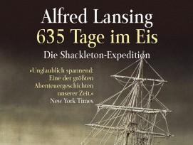 Buchcover: 635 Tage im Eis