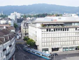 UBS-Gebäude am Paradeplatz in Zürich