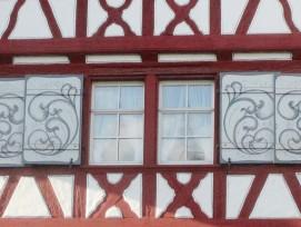 Bauernhaus, Detail