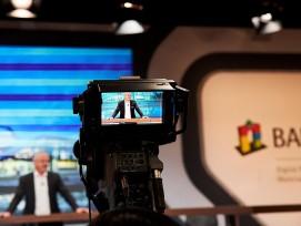 Bau-TV an der Bau München 2021