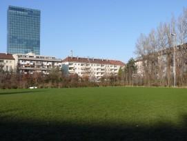 Landhof Messeturm Basel