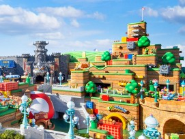 Super Nintendo World in Osaka