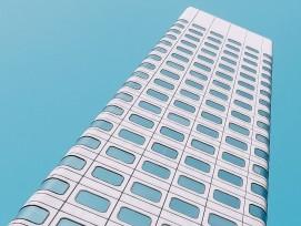 Wolkenkratzer (Schmuckbild)