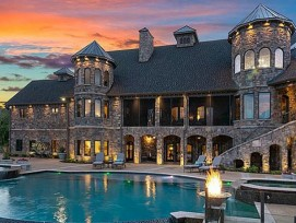 Luxus-Villa in den USA