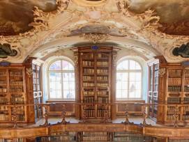 Stiftsbibliothek St. Gallen 8
