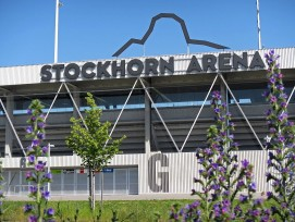 Stockhorn Arena in Thun