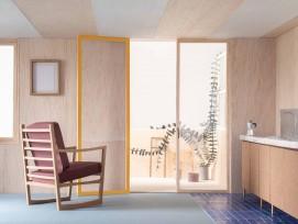 Visualisierung Innenausbau Ersatzneubau Espenhof West