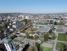 Visualisierung Projekt Schlussstein für neues Stadthaus Kreuzlingen