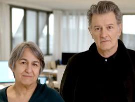 Anne Lacaton und Jean-Philippe Vassal.