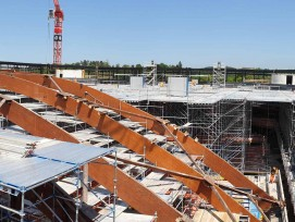 Neubau BCF-Arena in Fribourg