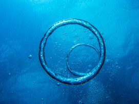 Grundelement aus Wasser