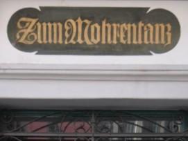 Haus zum Mohrentanz