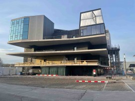 Baustart der neuen Nest-Unit Sprint bei der Empa