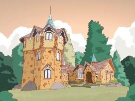 Illustration Mosher-Castle in Fairhope